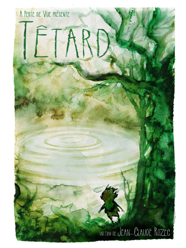 Tadpole, by Jean-Claude Rozec